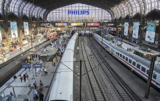 Resa till Österrike – del 1: Tåget