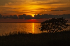 Solnedgang-Kalmarsund